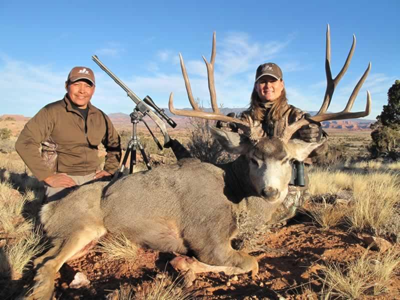 Shoot - Navajo Nation Hunt